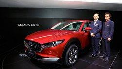 [Geneva 2019] Mazda CX-30 - Tại sao gọi xe là CX30 chứ không phải CX-4?
