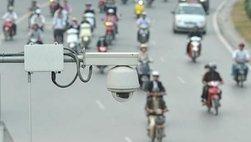 Những điểm nút giao thông có lắp đặt camera phạt nguội tại Hà Nội