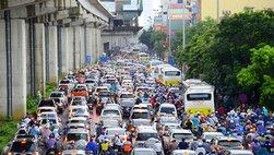 Không chỉ xe máy, ô tô cũng sẽ bị hạn chế lưu thông