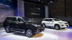 Vay mua xe Toyota Fortuner 2019 và những điều cần biết