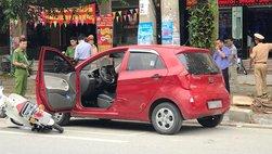 Mở cửa xe gây tai nạn có thể bị truy cứu trách nhiệm hình sự