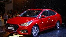 Hyundai Accent vượt mặt Toyota Vios trong phân khúc sedan hạng B tháng 2