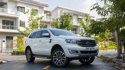 Đánh giá xe Ford Everest 2019