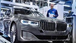 BMW 7 Series 2020 sản xuất hàng loạt, chuẩn bị đến tay khách hàng