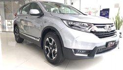 Honda CR-V giá cao vẫn là 'vua' doanh số đầu năm 2019