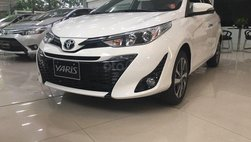 Giá lăn bánh xe Toyota Yaris 2019, khi 'nhà vua' trở lại