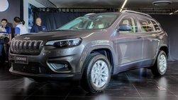 Jeep Cherokee 2019 tái xuất tại Philippines