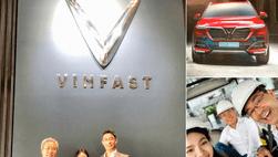 Cựu lãnh đạo nước ngoài gốc Việt đến thăm nhà máy VinFast