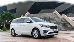 Thủ tục và lãi suất vay mua xe Kia Sedona trả góp mới nhất