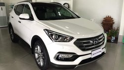 Gói gọn tối đa quy trình vay mua Hyundai Santa Fe 2019 trả góp