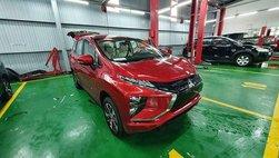 Mitsubishi Xpander có thêm bản màu đỏ về Việt Nam
