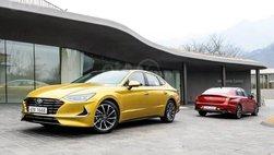 Đánh giá xe Hyundai Sonata 2020