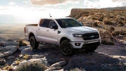 Ford Ranger Black Appearance chính thức lên kệ