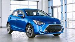 Toyota Yaris Hatchback 2020 chính thức được giới thiệu