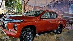 Thông số kỹ thuật chi tiết Mitsubishi Triton 2019 tại Việt Nam