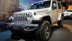 [MIAS 2019] Jeep Wrangler Rubicon 2019 chốt giá gần 2 tỷ đồng