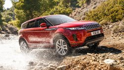 Range Rover Evoque hoàn toàn mới sắp có bản hybrid tại Philippines