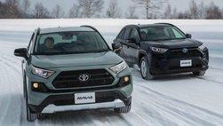 Toyota RAV4 2019 ra mắt tại quê nhà, giá từ 23.500 USD