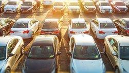 Màu sơn nào mát mẻ hơn cho xe hơi trong mùa hè?