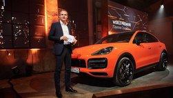 Porsche Cayenne Coupe 2020 tại Việt Nam được chốt giá thấp nhất 4,95 tỷ đồng