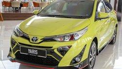 Soi chi tiết Toyota Yaris 2019 mới, có giá từ 406 triệu đồng