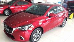 Mazda2 2019 màu 'hot' nhất đã sẵn hàng giao khách