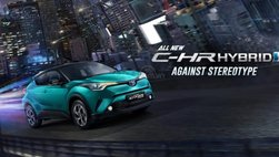 Toyota C-HR 2019 Hybrid chính thức bán ra tại Indonesia