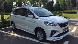 Suzuki Ertiga 2019 tiếp tục lộ thông tin chi tiết