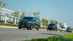 Chi tiết 2 phiên bản của Peugeot Traveller vừa ra mắt tại Việt Nam