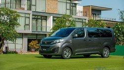 Peugeot Traveller 2019 có giá cao, khách hàng thực tế sẽ phải bỏ bao tiền để lăn bánh mẫu xe này