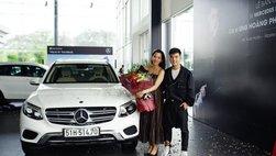 Ưng Hoàng Phúc tậu Mercedes-Benz GLC 250 4Matic 'nịnh vợ'