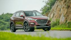 Hyundai Tucson 2019 facelift chốt giá từ 799 triệu đồng, bổ sung thêm tính năng mới