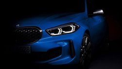 BMW 1-Series 2020 tung hình ảnh chính thức, thách thức Mercedes A-Class