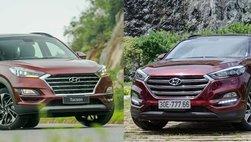 Bản nâng cấp Hyundai Tucson 2019 có gì khác so với phiên bản cũ?