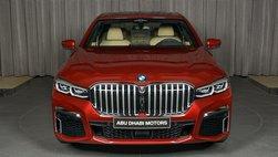 Cận cảnh chiếc BMW 730Li mạnh mẽ dù sử dụng động cơ nhỏ 2.0L