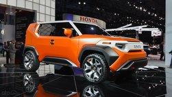 Toyota C-HR sắp có mẫu sub-compact crossover 'đàn em' mới