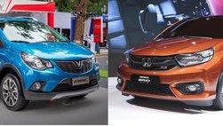 Honda Brio và VinFast Fadil 'xuất quân' cùng thời điểm, phân khúc xe hạng A trở nên nhộn nhịp