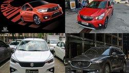 Hàng loạt ô tô mới xuất hiện trong tháng 6/2019, bộ 3 nhà VinFast gây chú ý