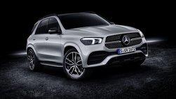 Mercedes-Benz GLE 580 2020 mạnh mẽ 'xuất trận' với động cơ V8