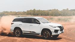 Toyota Fortuner 2019 chuyển lắp ráp, nhập khẩu thêm bản mới?