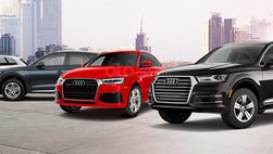 Xe SUV Audi sắp có 7 thành viên mới