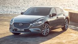 Mazda 6 2019 lên kệ tại Úc, tăng giá hơn 32 triệu