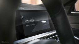 Xe BMW được cập nhật phần mềm online