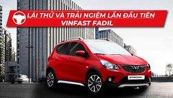 Đã có lịch lái thử xe VinFast Fadil dành cho khách hàng Việt