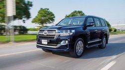 Vay mua xe Toyota Land Cruiser trả góp năm 2019