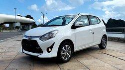 Giá xe Toyota Wigo chỉ còn từ 305 triệu đồng