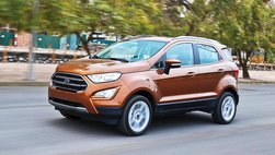Vay mua xe Ford EcoSport trả góp 2019: Mẹo tránh gặp rủi ro