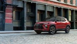 Chevrolet Trailblazer sẽ sớm trở lại đất Mỹ