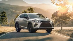 Căng mắt để nhìn ra những thay đổi của Lexus RX 2020 cập nhật mới