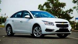 Chevrolet Cruze và Orlando dính lỗi túi khí phải triệu hồi tại Việt Nam
